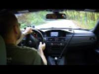 Wypadek Hioba BMW M3