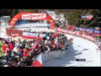 Zwycięstwo Justyny Kowalczyk w Tour De Ski 2012