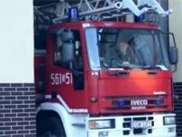 Jeden dzień ze strażakiem