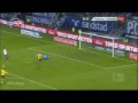 Przepiękny gol Lewandowskiego