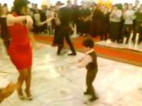 Młody tancerz!