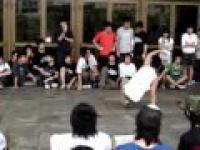 Taniec połamaniec - breakdance