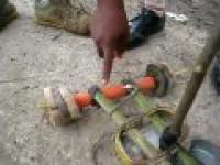 Zabawka afrykańskich dzieci !