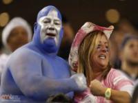 Szaleni fani futbolu amerykańskiego