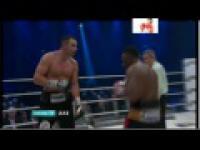 Vitali Klitschko vs Derek Chisora