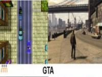 Jak znane gry zmieniły się przez lata?