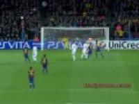 Barcelona - Bayer wszystkie gole