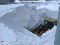 Zima na Syberii