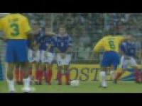 Wspaniałe i legendarne bramki historii futbolu.