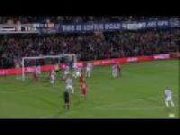 Przepiękny gol Coatesa dla Liverpoolu