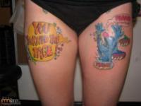 Tatuaże, których będą żałować