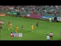 Bolesna kontuzja w rugby