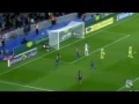 LIONEL MESSI NIESAMOWITY GOL - Barcelona vs Getafe 4-0 (2-0)