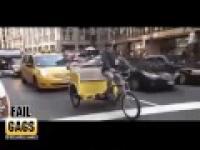 Rikszarz Vs Taksówkarz- o dziwo nie Rosja
