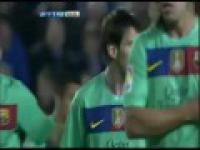 Gol Messiego w meczu z Levante 14/04/2012