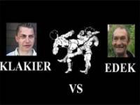Klakier vs Edek
