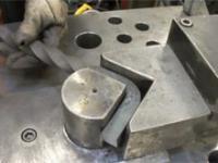 Maszyna do obróki żelaza