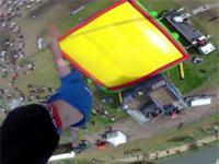 Ekstremalne sztuczki z 30 metrów