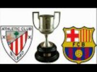 Barcelona 3-0 Athletic Bilbao - Finał pucharu króla