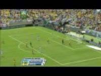 Brazylia - Argentyna 3-4 wszystkie gole, niesamowity Messi hat trick !!