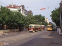 Kolekcja fotografii tramwajów