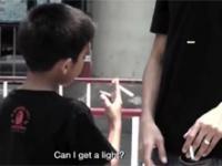 Trafiająca do każdego reklama przeciwko paleniu papierosów