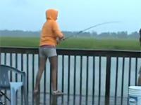 Spokojnie sobie łowisz ryby