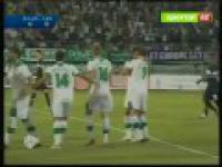 Skrót meczu Khazar Lenkoran - Lech Poznań 1-1