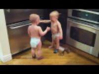Rozmowa dzieci o Amelinium