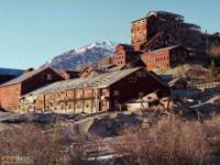 Opuszczone kopalnie na Alasce