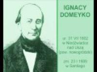 Ignacy Domeyko - wybitny polski geolog i badacz Chile
