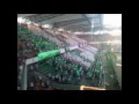 Legia Warszawa - Rosenborg (Oprawa)