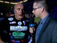Ostry wywiad z Jackiem Wiśniewskim po walce na KSW 20