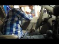 Mdlenie w Drive Thru