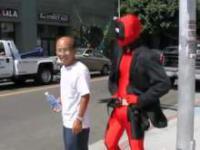 Gangnam Style w wykonaniu Deadpoola