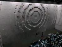 Ściana z Matrixa