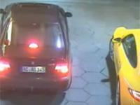 Ukradł Porsche 911 w kilka sekund