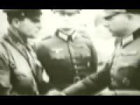 Defilada Niemców i Sowietów w Brzeście