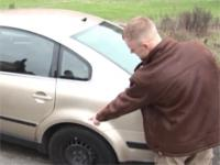 Policja ostrzelała niewinnego kierowcę - grozi mu do 10 lat więzienia