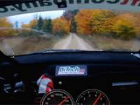 206 km/h przez las