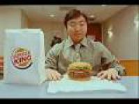 Jak zjeść w całości Burger Kinga