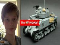 14 letni geniusz Lego