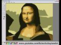 Mona Lisa w Paincie (EPIC!)