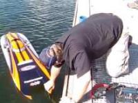 Zdalnie sterowana łódź dla dużych chłopców