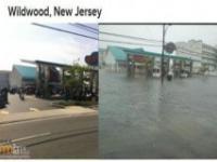 Efekty huraganu Sandy
