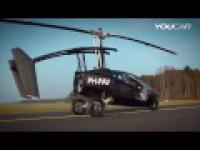 Latający samochód! The Pal-V One