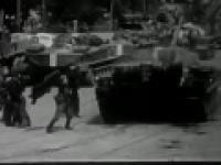 Praga 1968 - inwazja Układu Warszawskiego...