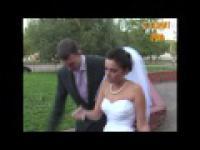 Zabawny przypadek na ślubie