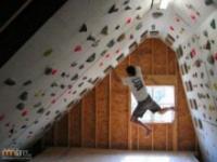 Wymarzony pokój na strychu