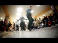 Zadyma na bitwie breakdance w Rosji